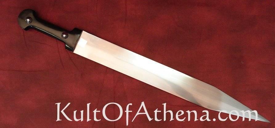 Римский меч-гладиус: историческое превосходство