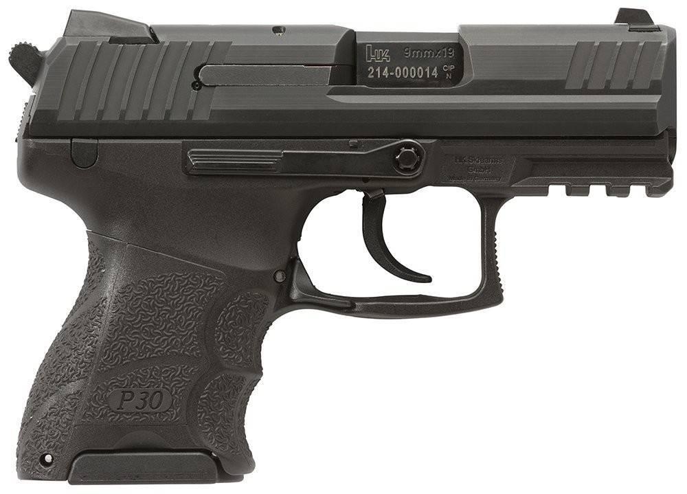 Hk vp9 sk / sfp9 sk пистолет — характеристики, фото, ттх