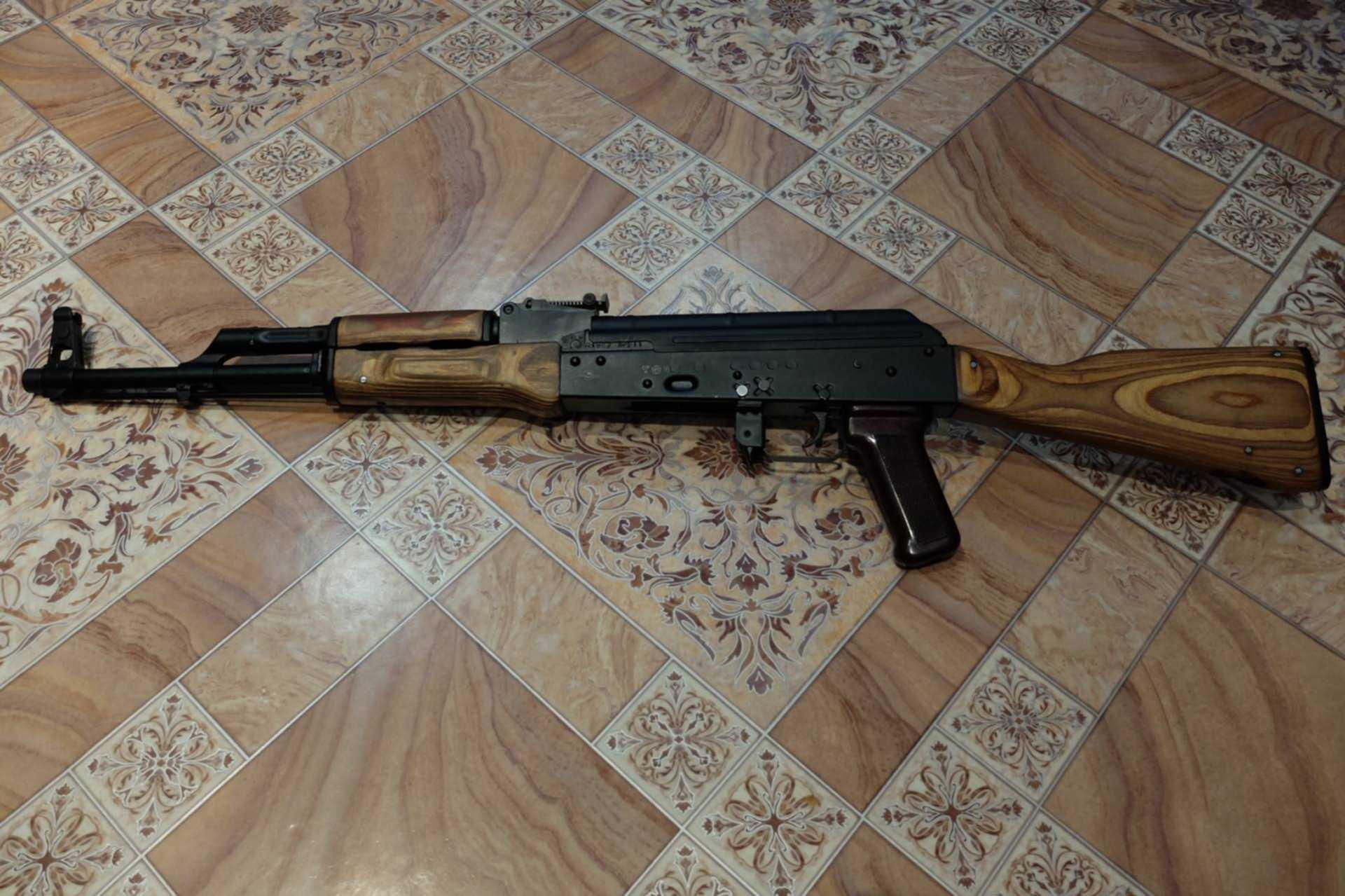 Гладкоствольное ружьё Сайга-366 калибр 366 ТКМ