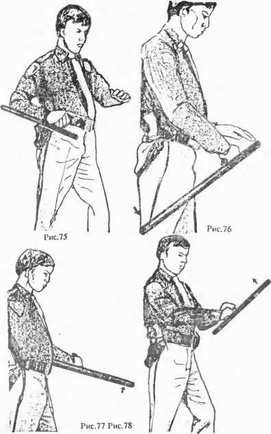 Как пользоваться дубинкой для самообороны: удары, полицейские приемы боя - сайт об оружии