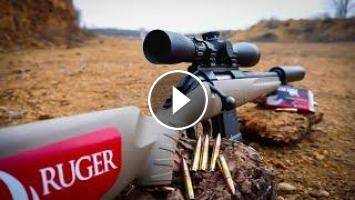 Ruger american rifle карабин — характеристики, фото, ттх