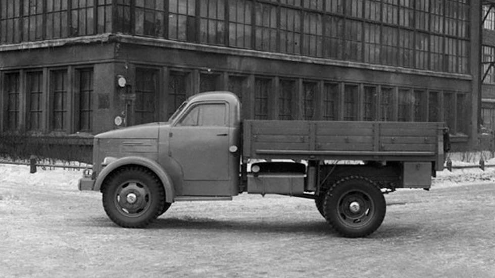 Газ-51 — википедия с видео // wiki 2