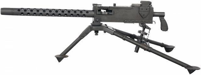 Пулемет браунинг m1919а4