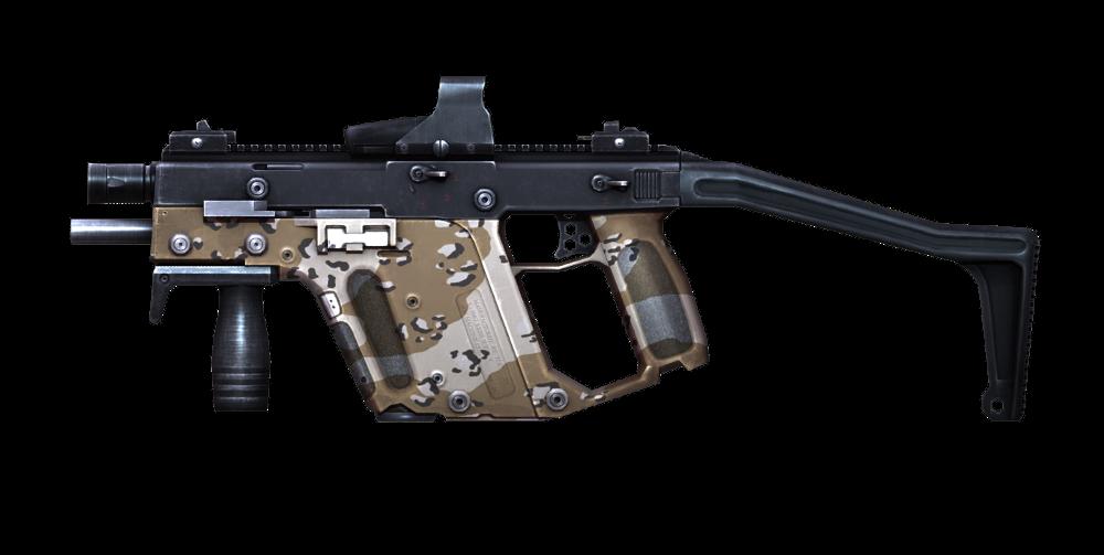 Пистолет-пулемет TDI KRISS Super V