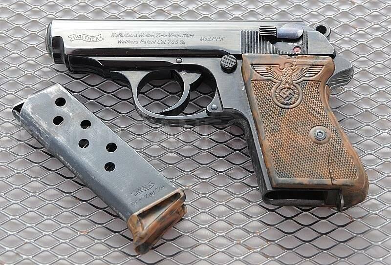 Газовый вальтер 9мм. образец для подражания – пистолеты вальтер