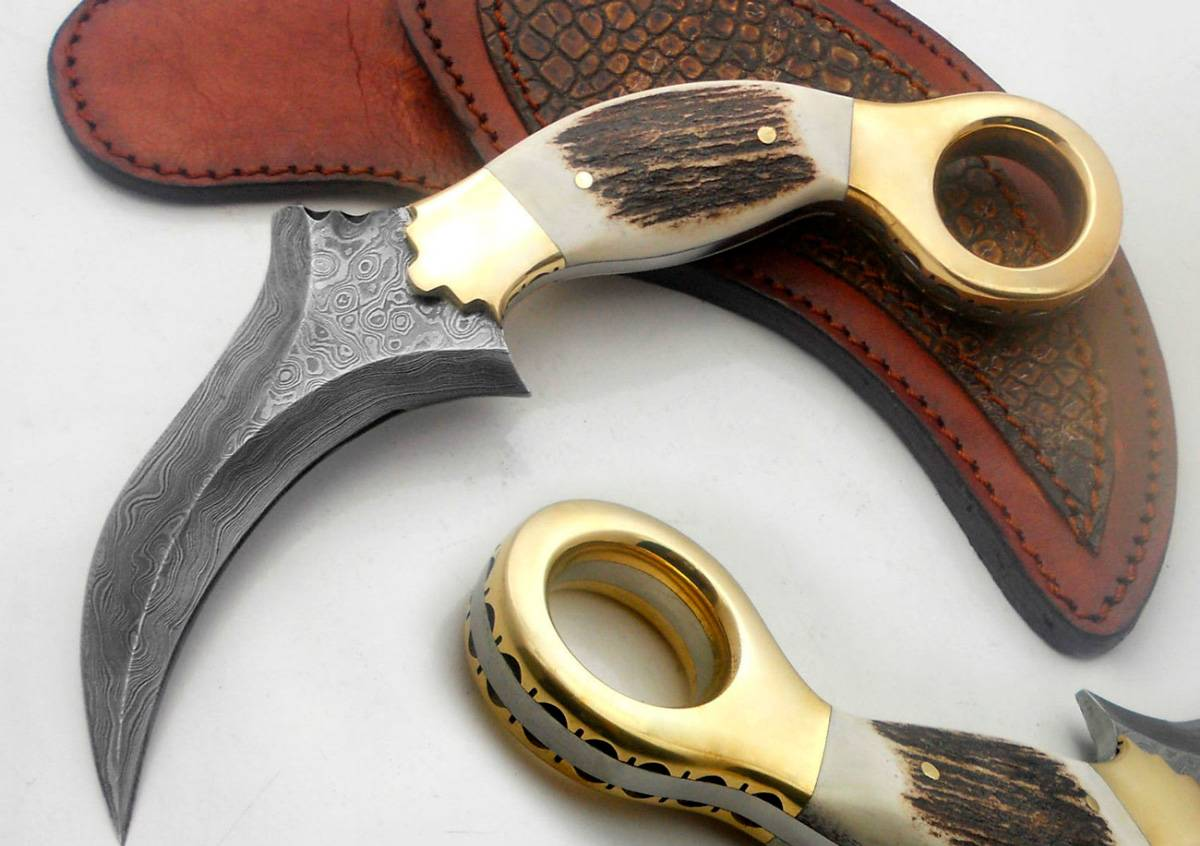 Ножи - всё о ножах: керамбит