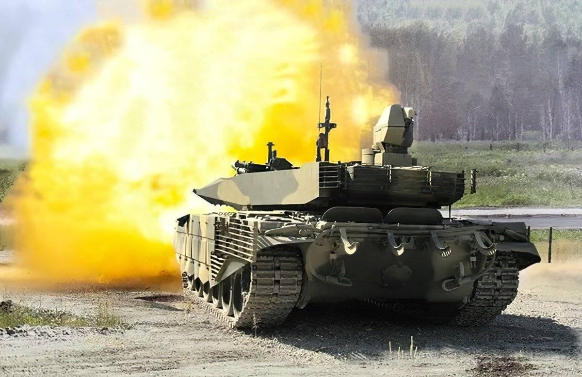 Т-90 «владимир» — основной боевой танк