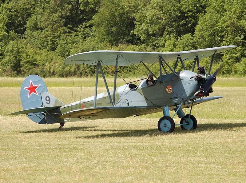 24 июня 1927 года состоялся первый полёт у-2 (по-2)