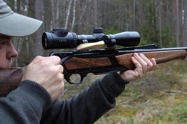 Охотничьи винтовки ценой порядка 1000 евро