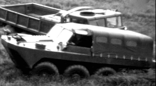 ГАЗ-66: Шишига против бездорожья, кто кого