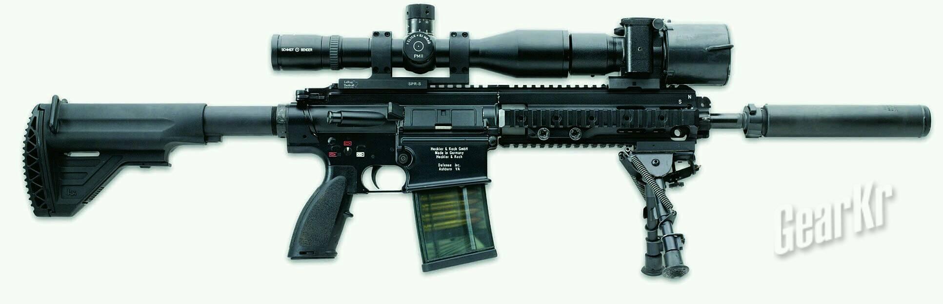 Снайперская винтовка orsis se t-5000 m