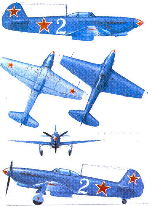 Як-9 — википедия. что такое як-9