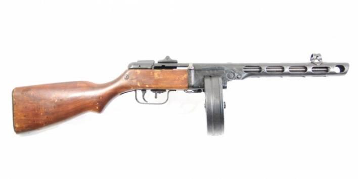 Карабин охотничий ППШ-О