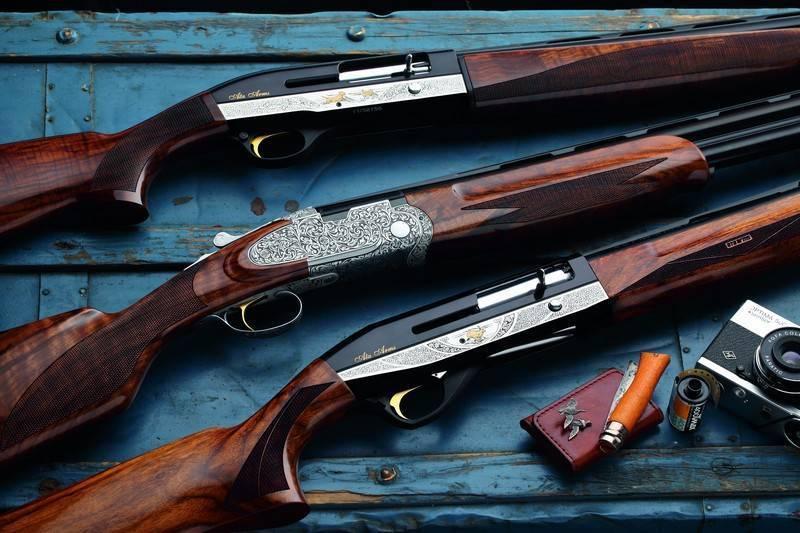 Самая необычная винтовка. охотничьи ружья: история развития от фитильных аркебуз до современных моделей
