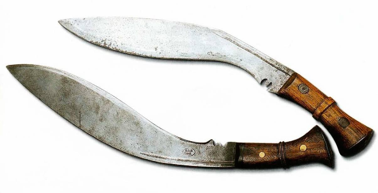 Непальский нож кукри: история легенды. кукри: уникальный нож из непала кукри приемы боя