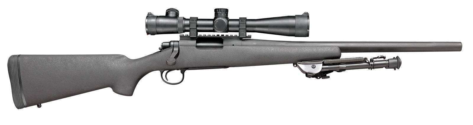 Снайперская винтовка Remington model 700 Police