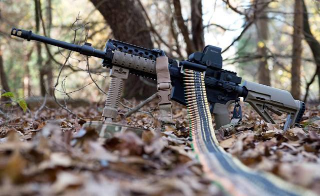 Штурмовая винтовка m-96/rav02
