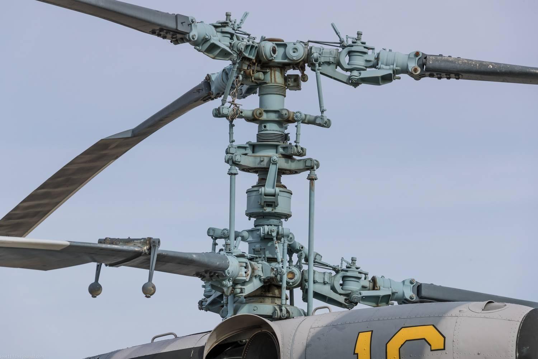 Корабельный транспортно-боевой вертолет ка-29. досье