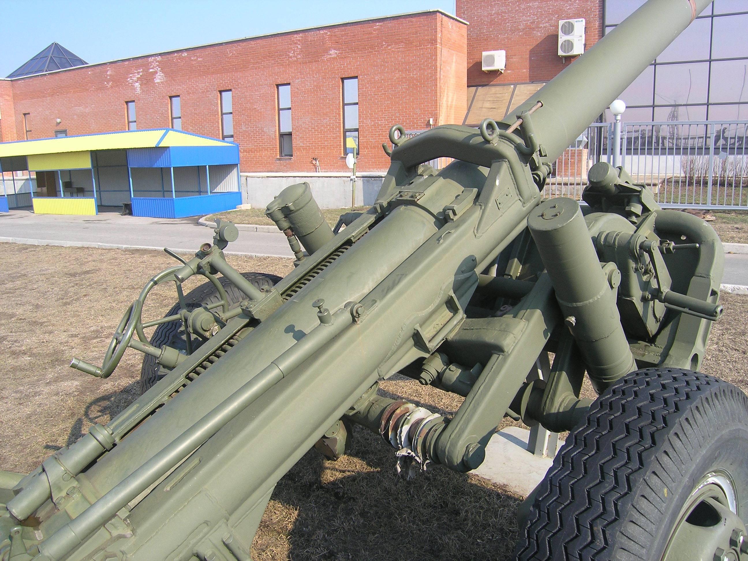 Советский 240-мм миномет М-240 1950 года – тяжелое вооружение стрелковых частей