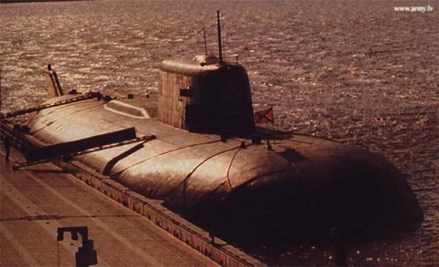 Подводные лодки проекта 885 «ясень»