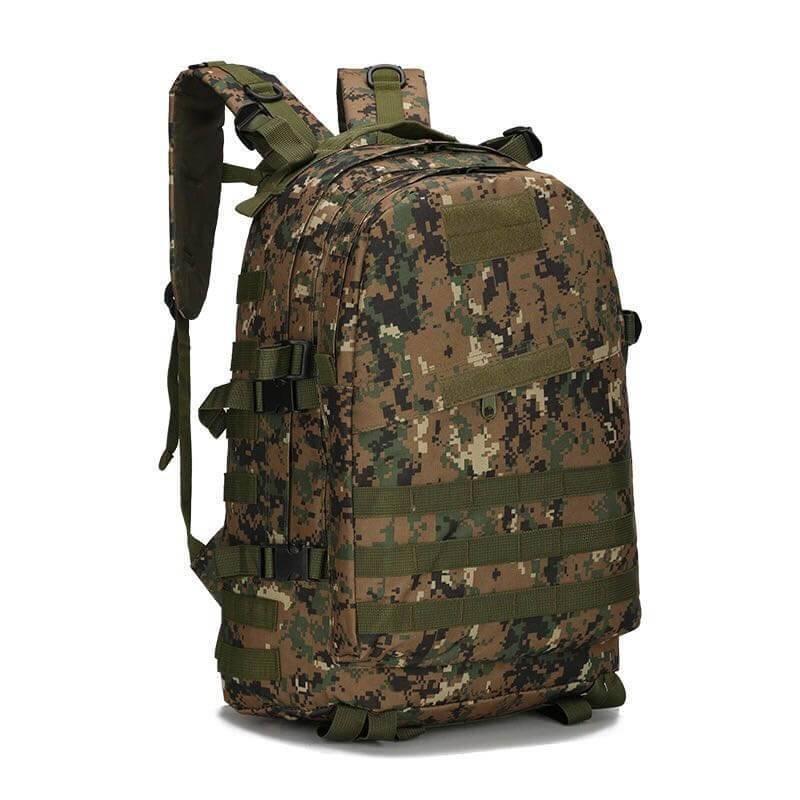Тактический рюкзак — непременный атрибут армейского спецназа