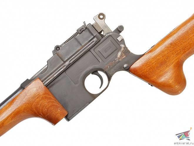 «маузер»: история легендарного пистолета | русская семерка