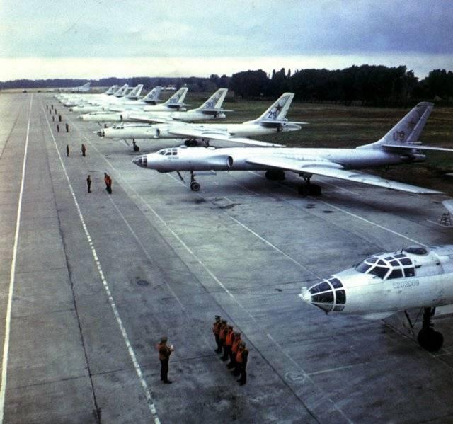 Ту-16 – многоликий «Барсук»