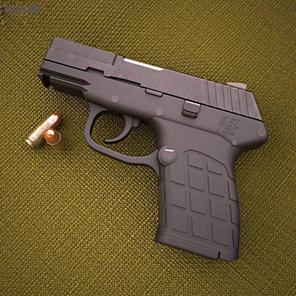 Самый надёжный пистолет в мире для самозащиты всего за 400$
