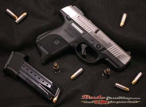Пистолет ruger sr9c
