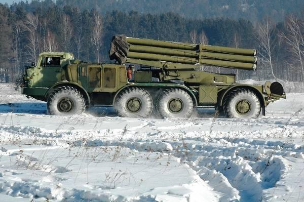 Четырёхосный военный грузовик зил-135 8х8