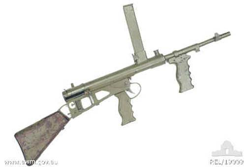 Штурмовая винтовка PAR Mk.1