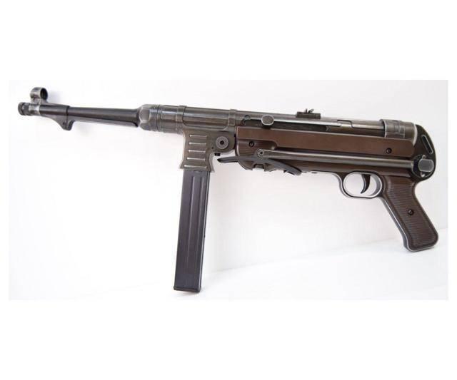 Пистолеты-пулеметы мп 41