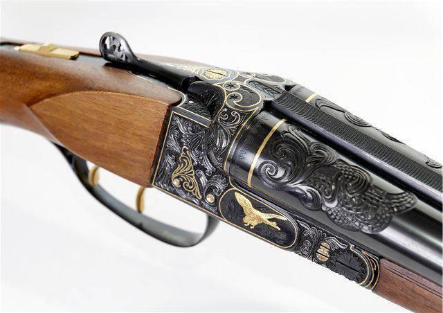 Легендарная двустволка иж-54