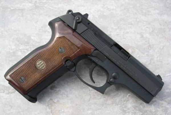 Beretta m 92 billennium пистолет — характеристики, фото, ттх