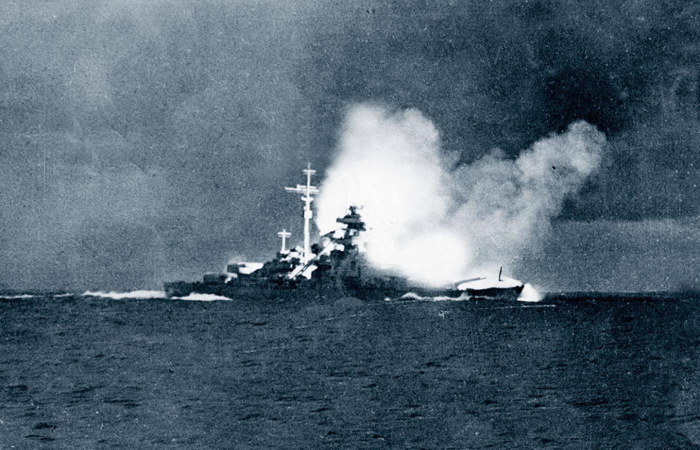 Немецкий линкор тирпиц -german battleship tirpitz