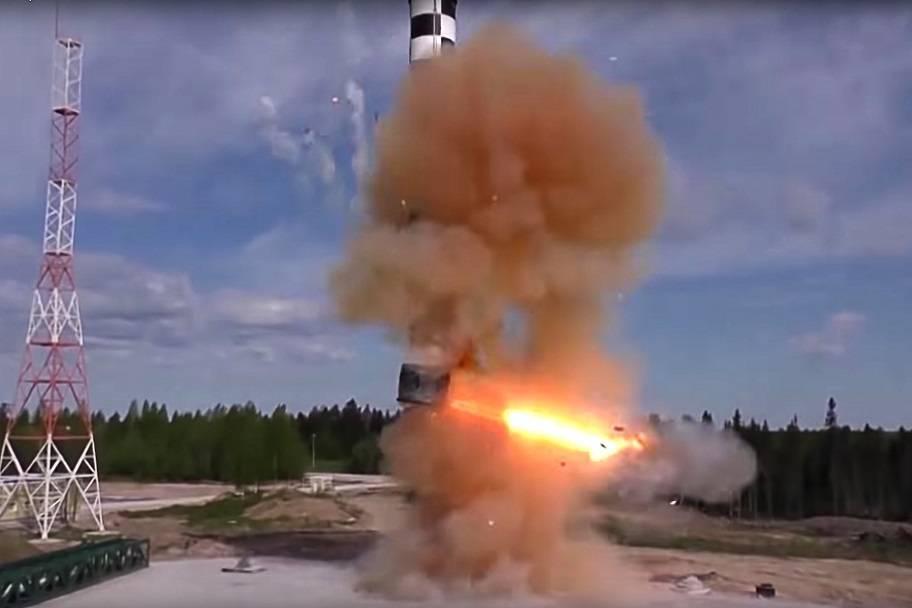 «сармат», который заменит «сатану». блеф — или реальность? ракета «сармат» – средство сдерживания или повод для эскалации тяжелой межконтинентальной баллистической ракеты сармат
