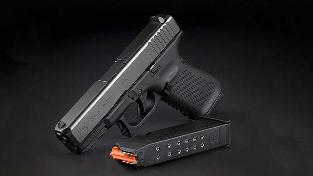 Пистолеты Glock 17 Gen5 и 19 Gen5