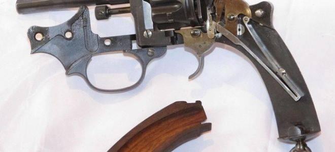 Винтовки и карабины лебеля патрон калибр 8 мм