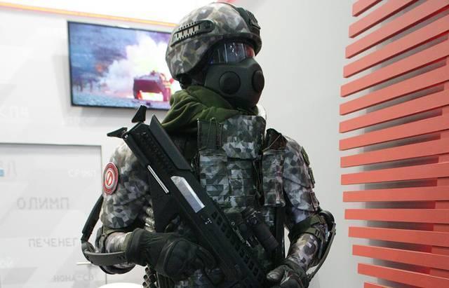 Экипировка для «солдата будущего»: от «ратника» до «сотника»