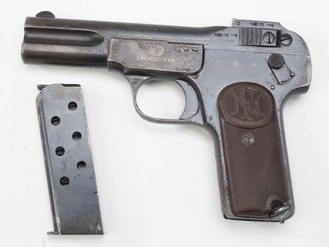 Пистолет FN Browning BDA