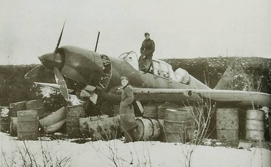 Бомбардировщик «сб» (ант-40)