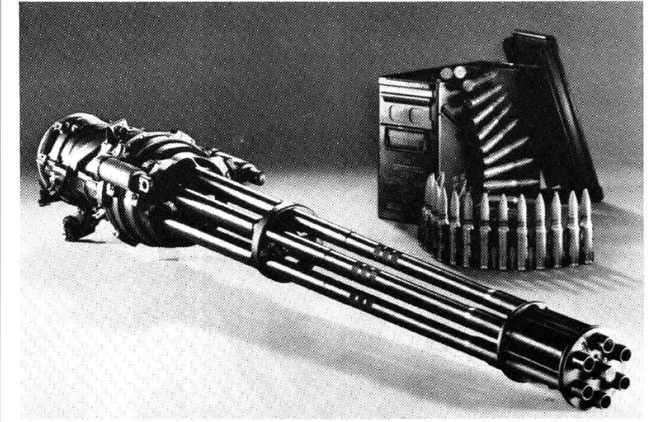 Авиационная пушка m61 vulcan – второе рождение системы гатлинга. авиационная пушка m61a1 vulcan (сша) вулкан оружие