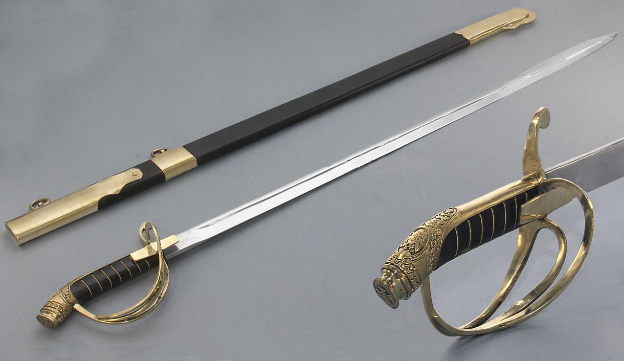 Меч: история развития оружия, двуручные и полуторные знаменитые мечи