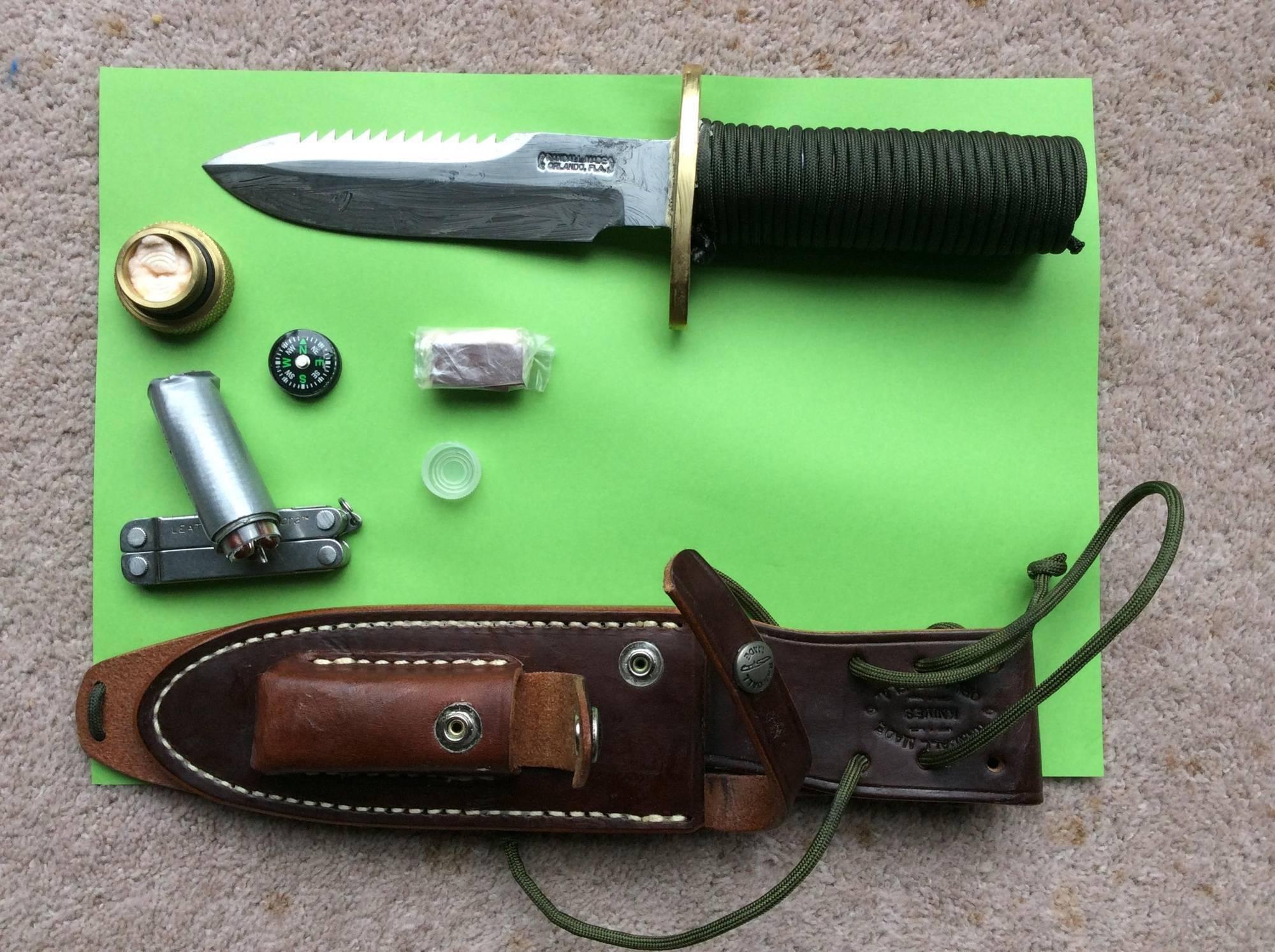 Как выбрать самый подходящий нож для выживания