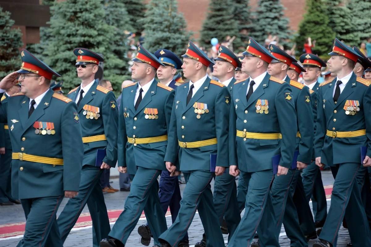 § 29. военная форма одежды