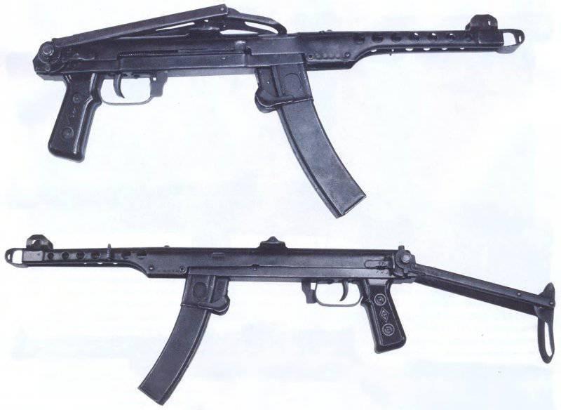 Пистолет-пулемёт судаева википедия
