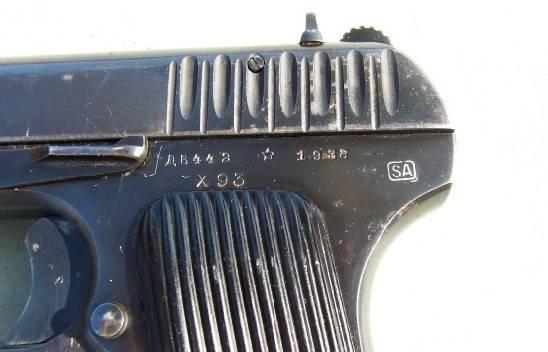 Боевой пистолет тт: разработка, устройства, ттх, фото | криминальные авторитеты воры в законе |