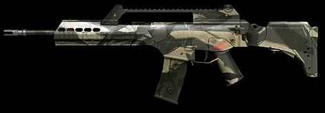 Триумф «хеклер-кох»: чем германская винтовка нк 416лучше американской m16?
