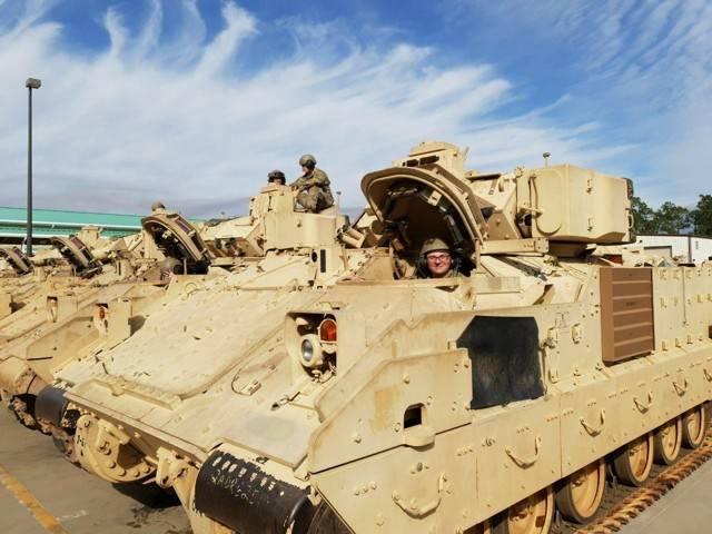 Bradley из прошлого: зачем сша создают новую боевую машину пехоты