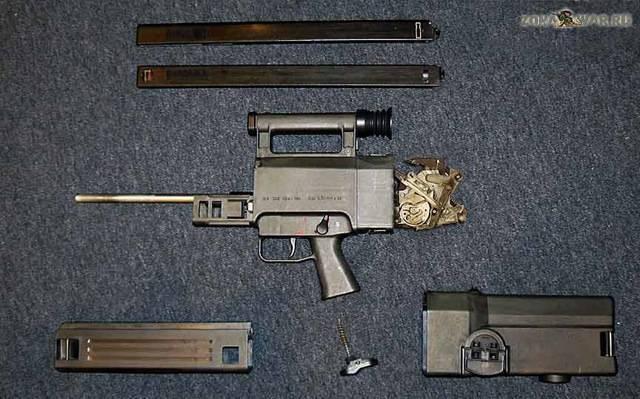 Штурмовая винтовка heckler & koch g36